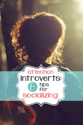 Introverts: 8 Tips for Socializing