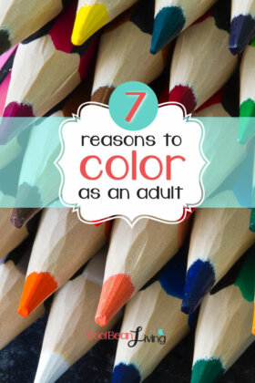 7 Reasons to Color as an Adult