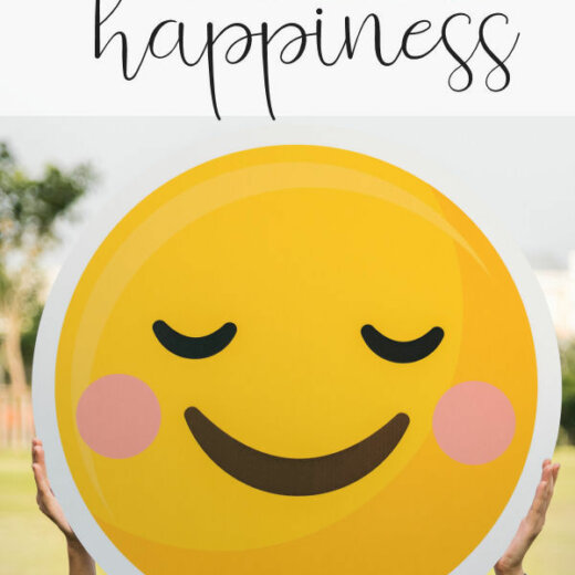 Build Up Your Happiness