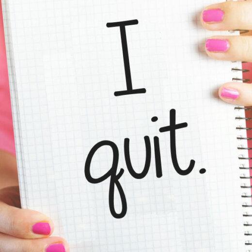 I Quit My Job at Age 50