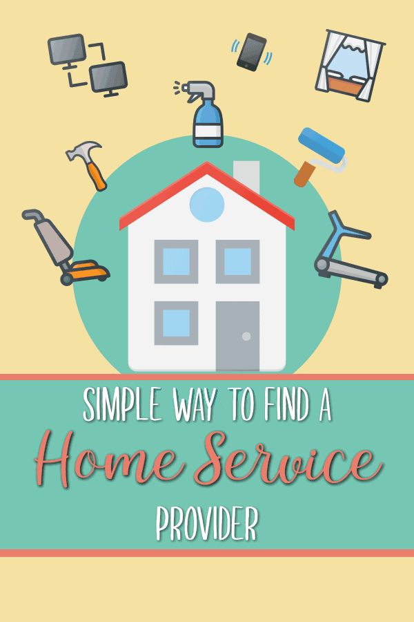Simple Way to Find Home Service Providers